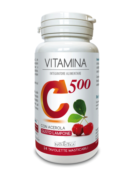 Vitamina C 500 - Naturetica
