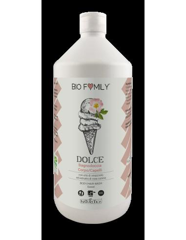 Biofamily - Bagno doccia dolce - Naturetica