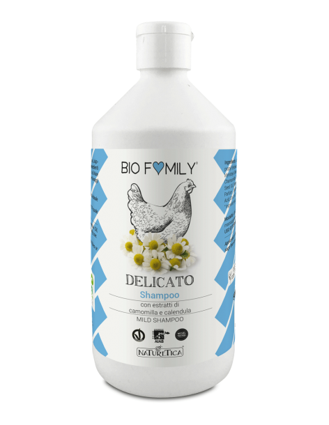 Shampoo Delicato - BioFamily 500ml