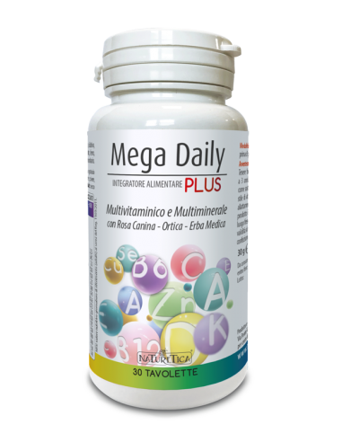 Mega Daily Plus - Naturetica