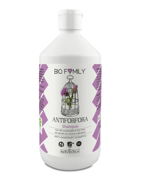 Biofamily - Shampoo Antiforfora - Naturetica