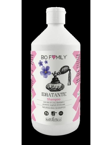Biofamily - Shampoo Idratante - Naturetica
