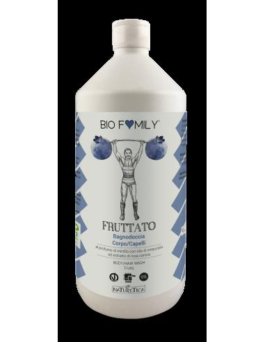 Biofamily - Bagno Doccia Fruttato - Naturetica