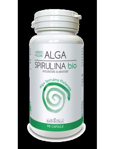 Alga Spirulina - Naturetica