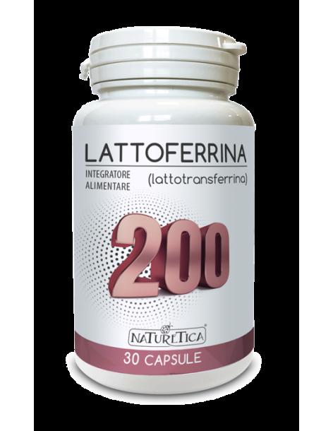 Lattoferrina - Naturetica