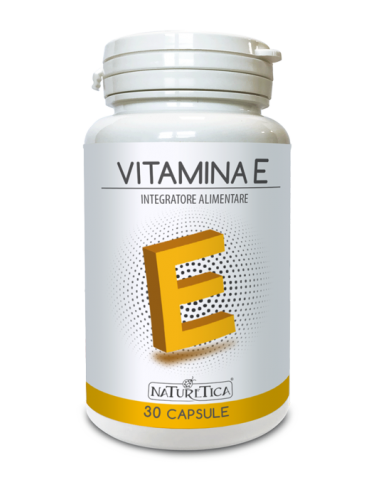 Vitamina E - Naturetica