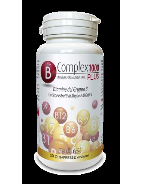 Vitamina B Complex 1000 plus - Naturetica