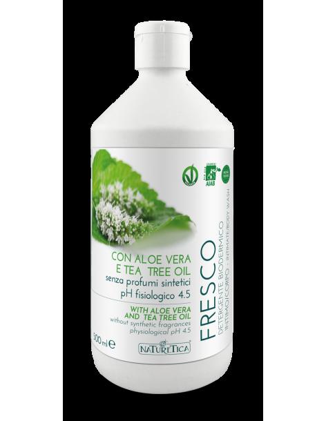 Fresco - Detergente Intimo-Corpo - Naturetica