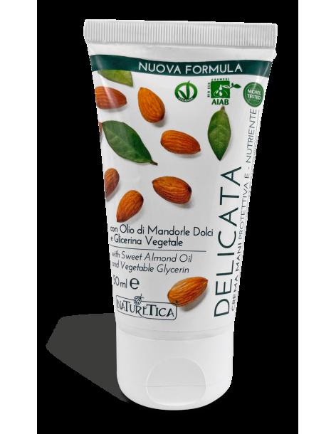Delicata - Crema mani Bio - Naturetica