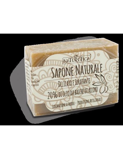 Sapone Naturale 20% Alloro - Naturetica