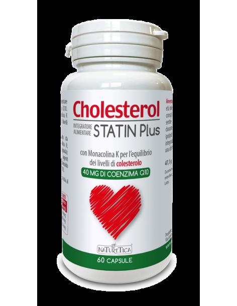 Cholesterol Statin Plus 60 capsule - Naturetica
