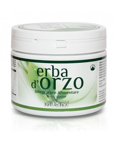 ERBA D'ORZO - Biologica pura al 100%