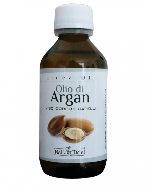 Olio di Argan Bio - 100 ml - Naturetica