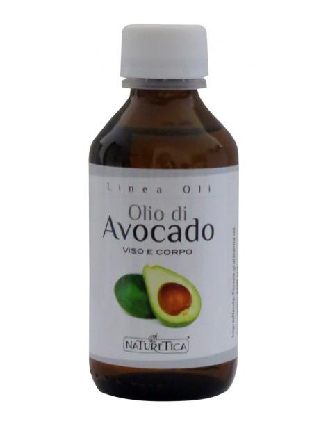 Olio di Avocado 100 ml - Naturetica