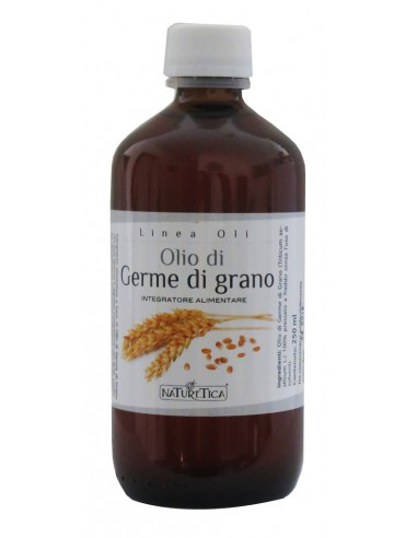 Olio di Germe di Grano 100 ml - Naturetica