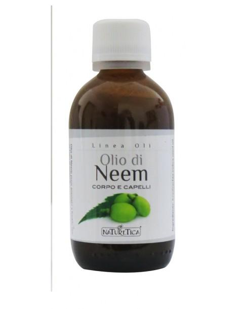 Olio di Neem 100 ml - Naturetica