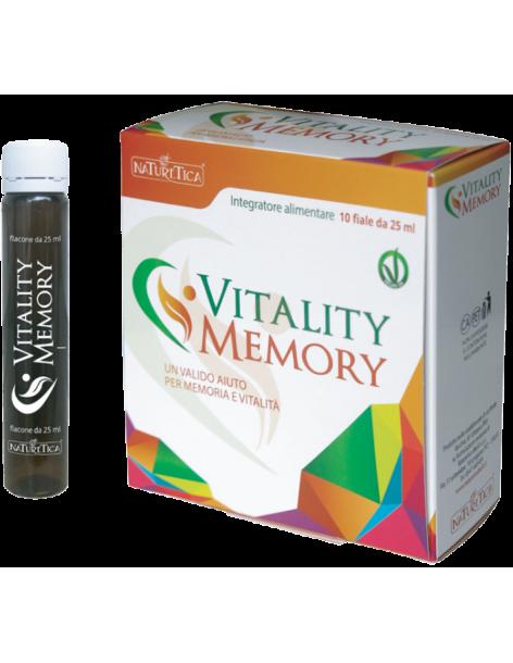 Vitality Memory - Naturetica