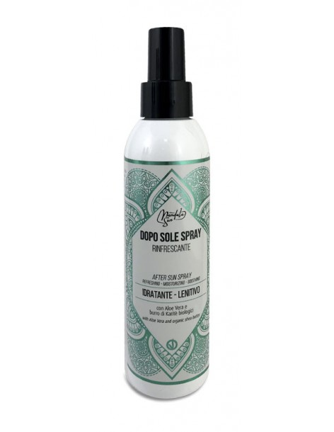 DOPO SOLE - Spray Rinfrescante
