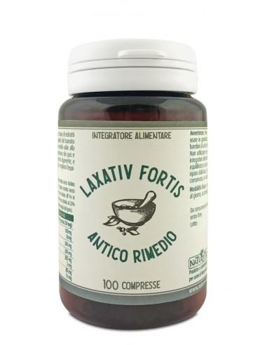 Antico Rimedio - Laxativ Fortis - Naturetica