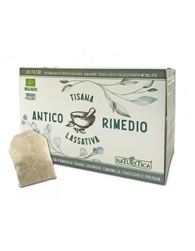Antico Rimedio - Tisana Laxativ - Naturetica