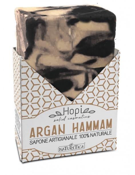 Hopi - Sapone Solido Argan Hammam - Naturetica