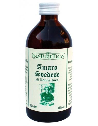 AMARO SVEDESE - 35% vol 200ml