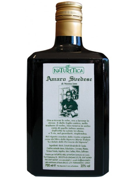 AMARO SVEDESE - 35% vol 700 ml