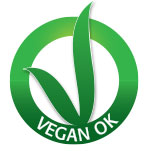 Vegan Ok - Adatto per i vegani